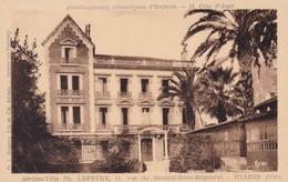 83 / HYERES  / AERIUM VILLA LEFEVRE /  11 RUE DOCTEUR ROUX SEIGNORET - Hyeres