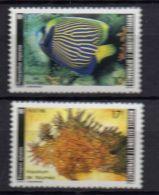 NOUVELLE-CALEDONIE ( POSTE ) : Y&T N°  512/513  TIMBRES  NEUFS  SANS  TRACE  DE  CHARNIERE , A  VOIR . - New Caledonia