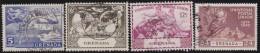 Grenada      .   SG   .     168/171           .       O   .      Cancelled   .   /   .   Gebruikt - Grenada (...-1974)