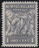 Newfoundland          .   SG   .      222   .      **     .      MNH    .   /   .     Postfris - Newfoundland