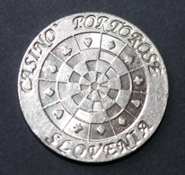 "Jeton ""Casino Portoroz - Slovenia"" Slovénie - Slot Token - Chip - Casino"