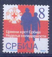 SRB 2006-ZZ02 RED CROSS SOLIDARNOST, SERBIA, 1 X 1v, MNH - Serbien