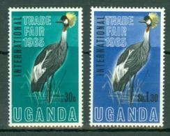Uganda: 1965   International Trade Fair    MH - Uganda (1962-...)