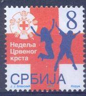 SRB 2006-ZZ03 RED CROSS SOLIDARNOST, SERBIA, 1 X 1v, MNH - Serbien