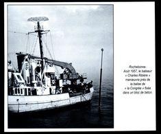 2004  --  ROCHEBONNE AOUT 1957  LA BALISEUR CHARLES RIBIERE  A LA CONGREE  3N782 - Vieux Papiers