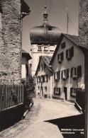 BREGENZ - Oberstadt, Martinsturm, Fotokarte 1950? - Bregenz