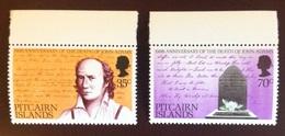 Pitcairn Islands 1979 John Adams MNH - Stamps