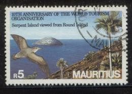 Mauritius (Maurice) Tourism Organization R5 - Maurice (1968-...)