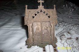 Petit Tabernacle? Souvenir De Notre Dame De Liesse - Religion & Esotericism