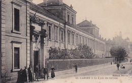 CAHORS  Le Lycée Desgarçons - Cahors