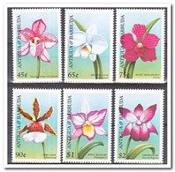 Antigua & Barbuda 1997, Postfris MNH, Flowers, Orchids - Antigua En Barbuda (1981-...)
