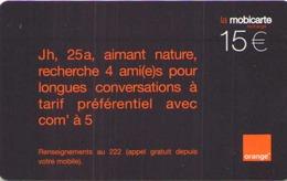 MOBICARTE 15 COM A 5 06/2003 - France