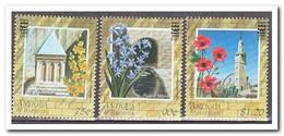 Antigua & Barbuda 1996, Postfris MNH, Flowers, Buildings - Antigua En Barbuda (1981-...)