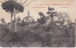 ATV 4481  POSTAL DE SAN HILARI SACALM DE L'HERMITA COL-LECIO XIMENO PLANAS (ANGEL TOLDRA) (GIRONA-GERONA) - Gerona