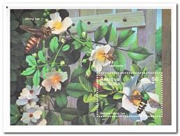 Antigua & Barbuda 1995, Postfris MNH, Flowers - Antigua En Barbuda (1981-...)