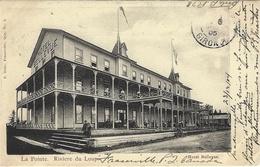 LA POINTE -rivière Du Loup - Hôtel Bellevue - Ed. S.Belle,Fraserville - Quebec