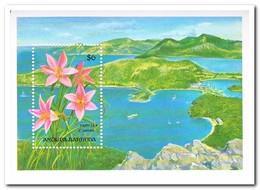 Antigua & Barbuda 1993, Postfris MNH, Flowers - Antigua En Barbuda (1981-...)