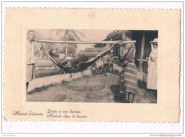 24822  -  Missien In Kasai Congo - Zusters Van Den H Jozef Brugge - Merode Salvator Zieke - Malade - Congo Belge - Autres