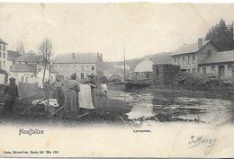 BELGIQUE -   1905 -  HOUFFALIZE -  LAVEUSES - Belgique