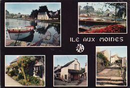 ILE AUX MOINES  Le Port Et Les Petites Rues - Ile Aux Moines