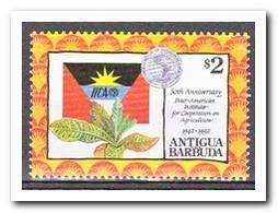 Antigua & Barbuda 1992, Postfris MNH, Plants - Antigua En Barbuda (1981-...)
