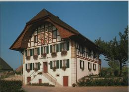 Gasthof Kreuz Fam. Fritz Stuber 4571 Tscheppach SO - Photo: Pascal Hegner - SO Soleure