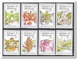 Antigua & Barbuda 1990, Postfris MNH, Flowers, Orchids - Antigua En Barbuda (1981-...)