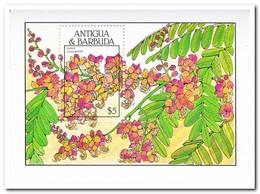 Antigua & Barbuda 1988, Postfris MNH, Flowers - Antigua En Barbuda (1981-...)