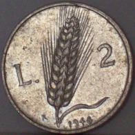 Repubblica Italiana 2 Lire 1948 - 1946-… : Repubblica