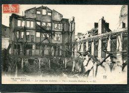 CPA - Guerre De 1914 - AMIENS - Les Nouvelles Galeries - Guerre 1914-18