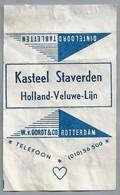 Suikerwikkel - Staverden. Kasteel Staverden. Holland-Veluwe-Lijn.  Zucker. Sugar. Sucre. Suiker. - Suiker