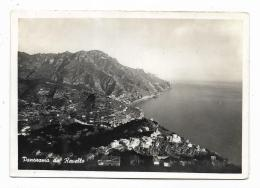 PANORAMA DA RAVELLO  VIAGGIATA FG - Salerno