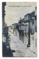 S.VITO DEI NORMANNI - VIA GIUDICE SARDELLI 1927 VIAGGIATA FP - PIEGA PARTE SUP. - Brindisi