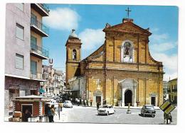 CANICATTI - CHIESA S.DIEGO - AFFRANCATA FG - Agrigento