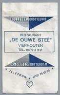 Suikerwikkel - VIERHOUTEN. Restaurant - DE OUWE STEE -. Zucker. Sugar. Sucre. Suiker. - Sugars