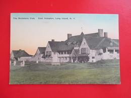 CPA ETATS UNIS EAST HAMPTON LONG ISLAND THE MAIDSTONE CLUB - Long Island