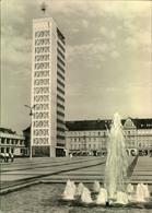 NEUBRANDENBURG, Hochhaus Am Karl-Marx-Platz, Ca. 1969, Ungebraucht, Springbrunnen, - Allemagne
