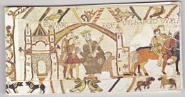 Dépliant De La Tapisserie De  BAYEUX - Bayeux