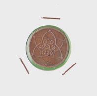MAROC / 2 MAZOUNAS / 1330 AH / MOULAY YUSSEF - Marruecos