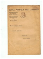 LETTRE DEPART MONTREUIL SOUS BOIS  POUR AVESNELLES  (NORD) TIMBRE TYPE PAIX N° 282 - Postmark Collection (Covers)