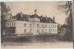 Cpa ( 21 Cote-d'or )  Environs De Semur , Chateau De Souhey , Coté Sud - Autres Communes
