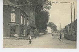HAUTMONT - Rue Gambetta - France