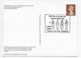 National Stamp Day  1992 - St. John's Ambulance - 1952-.... (Elizabeth II)