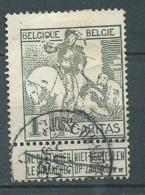 Belgique    -  Yvert N° 84 Oblitéré -  Po56127 - 1910-1911 Caritas