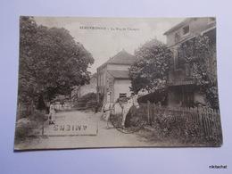ECHEVRONNE-La Rue De Changey - Other Municipalities