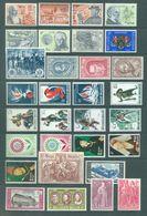 BELGIUM - 1964 - MNH/***LUXE -  JAAR ANNEE YEAR 1964 COMPLETE BLOC INCLUDED  - QUOTATION 33.25EUR - Lot 16179 - Belgique
