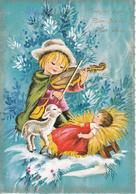 AUGURI FESTE - Buon Natale - Merry Christmas - Feliz Navidad - Joyeux Noël - Frohe Weihnachten - Gesù Bambino - Non Classificati