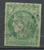 N°42 NUANCE VOIR DESCRIPTIF. - 1870 Emissione Di Bordeaux