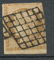 N° 1 NUANCE VOIR DESCRIPTIF. - 1849-1850 Cérès