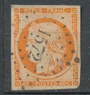 N° 5  NUANCE VOIR DESCRIPTIF. - 1849-1850 Cérès